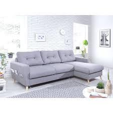 canap d angle convertible gris canape d angle scandinave canapa sofa divan oslo canapac dangle