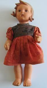 vintage m j hummel vinyl doll series 1700 goebel by vinphemera