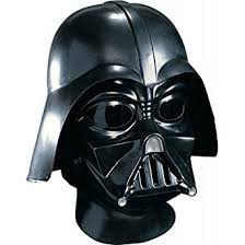 Halloween Costumes Mask Amazon Star Wars Darth Vader Deluxe Face Mask