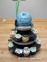 wars cupcakes gourmet birthday cakes las vegas custom cakes