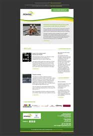 html email design freelance web designer sydney web design by