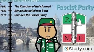 the rise of benito mussolini and italian fascism facts u0026 timeline