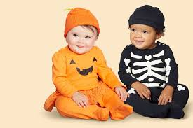 halloween baby clothing target