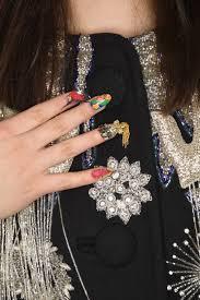 crystalblog cnd weaves a colorful nail story at libertine fall