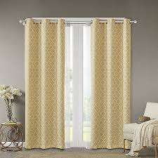 Yellow And Gray Window Curtains Fascinating Window Curtain Mickey And Minnie Picture Of