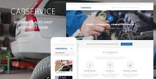 car service mechanic auto shop wordpress theme by quanticalabs