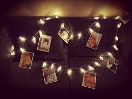 pictures with lights behind them led photo clip light strings are a fun alternative to picture frames