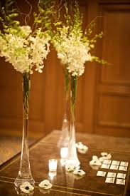Long Vase Centerpieces by 57 Best Wedding Flowers Images On Pinterest Marriage Wedding
