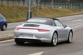 new porsche 911 spyshots new porsche 911 targa almost undisguised autoevolution