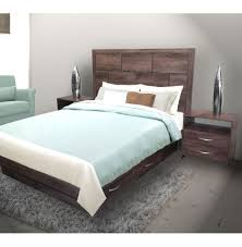 Manhattan Bedroom Furniture Manhattan Bedroom Set 4 Pc Modern Bedroom Contempo Space