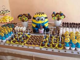 Minion Birthday Decorations 32 Best Despicable Me Minion Party Images On Pinterest Minion
