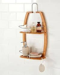 bathroom caddy ideas delightful tiers aluminum satina corner bathroom caddy ideas