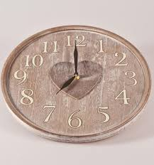 249 best shabby chic clocks images on pinterest wall clocks