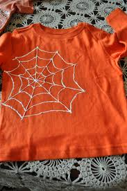 Toddler Halloween Shirt by Craft For Kids Diy Halloween Spider T Shirts