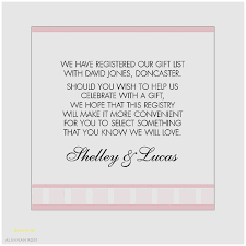wedding wish list registry gift registry wording for baby shower invitations oxyline