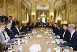 ultimo consiglio dei ministri francia primo consiglio dei ministri europa ansa it
