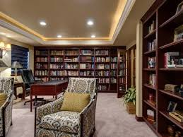 Basement Office Design Ideas Office Library Design Ideas Latest Library U Home Office Den And