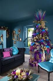 Christmas Tree Decorations Blue And Purple by 60 Most Popular Christmas Tree Decorations Ideas A Diy Projects