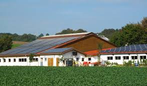Hip Roof Barn by Going Solar Getting Your Barns Off The Grid The 1 Resource For