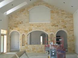 Stone On Walls Interior Quality Stone Company