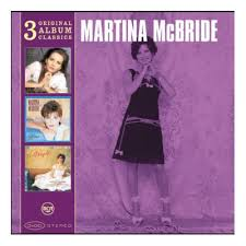 martina mcbride original album classics uk 3 cd album set