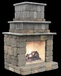 interior design 19 diy outdoor fireplace kits interior designs