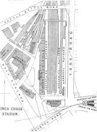 paddington station floor plan file district 1888 p138 king u0027s cross station plan jpg