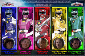 Turbo Power Rangers 2 - power rangers turbo favourites by huntermoon on deviantart