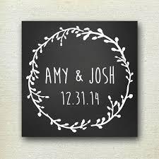 wedding favor labels laurel chalkboard wedding favor labels