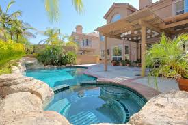 glamour home plans with pool