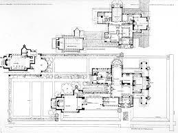 frank lloyd wright house plans frank lloyd wright u2013 robie house u2013 floor plan the plan u2026 u2013 ide