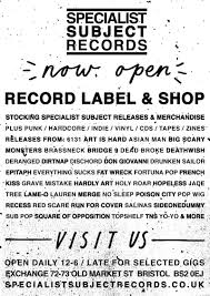 specialist subject u0027s first record shop opens on old market