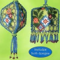 tassel ornament kits beaded cross stitch kits for all seasons