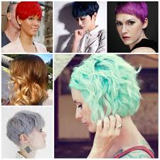 Color For 2016 Hair Colors For Short Hair Fashion Pinterest Hair Coloring