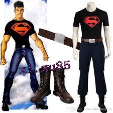 Halloween Costume Boots Discount Superman Costume Boots 2017 Superman Costume Boots