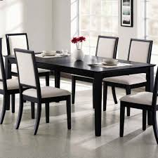 Dining Room Chairs Furniture Dinning White Dining Room Chairs Dining Table And Chairs Dark Wood