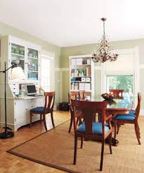 Long Narrow Living Room Dining Room Combo by 14 Living Room And Dining Room Makeovers Real Simple