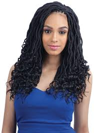 different images of freetress hair pre looped crochet braid goddess loc 14 inch