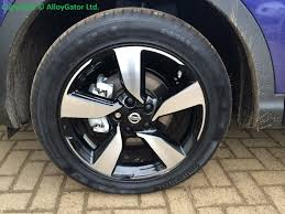 nissan qashqai alloy wheels nissan waite savers alloygator wheel protection u0026 repair