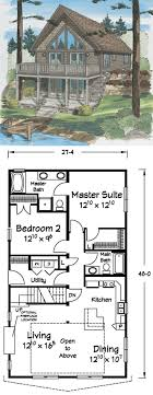 small lake home floor plans lake house floor plans modern small cottage cabin with loft soiaya