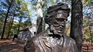 education quotes henry david thoreau henry david thoreau a new biography wild american