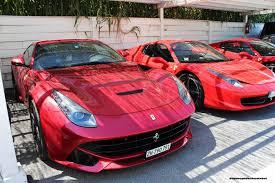 Ferrari F12 Matte Red - ferrari f12 berlinetta f620 f152 599 replacement ferrari