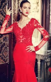 trendy elegant lace long dresses cheap lace evening gowns june