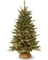 shopping special national tree 4 foot burlap tree with