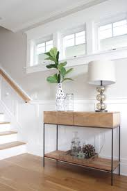 Wall Console Table Best 25 Console Table Ideas On Pinterest Console Table Decor