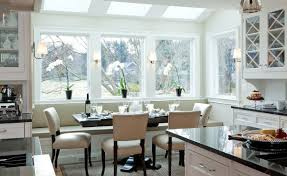 Kitchen Benchtop Designs How A Kitchen Table With Bench Seating Can Totally Complete Your Home