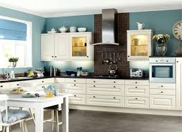 kitchen paints colors ideas blue kitchen colors grey wall white cabinets granite color small