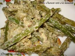 cuisiner des haricots verts surgel poelée d haricots verts à la sauce moutarde la cuisine