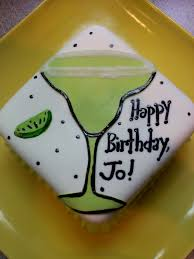 birthday tequila it u0027s happy hour margarita cake
