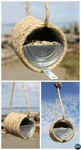 20 diy bird feeder projects to bring life in your garden